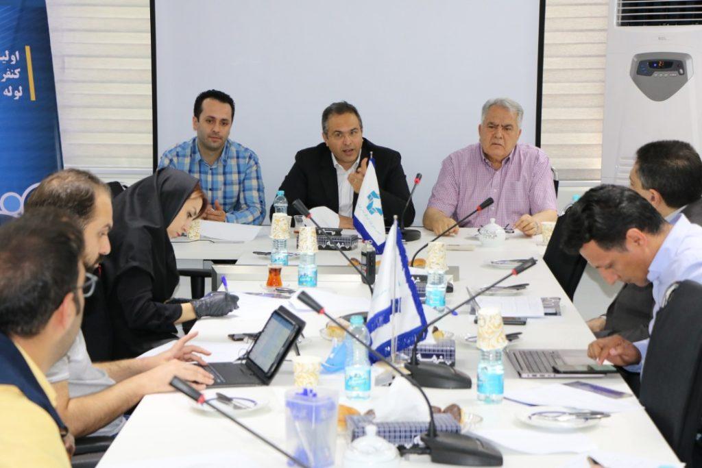 نشست خبری کنفرانس لوله های پلی اولفینی برگزار شد